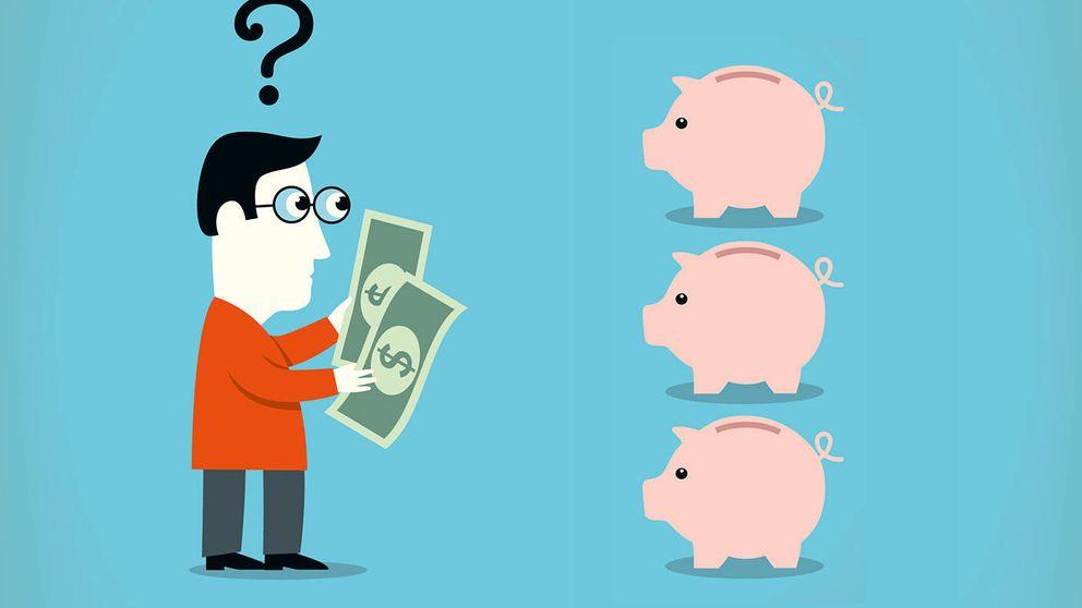 El dinero huye a los depósitos al 0%, que alcanzan máximo histórico de volumen