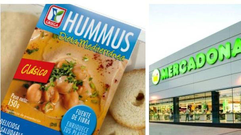 Mr. Hummus: el griego que hizo fortuna vendiendo puré de garbanzos a Mercadona