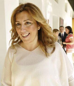 Foto: Susana Díaz confirma que se presentará a las primarias del PSOE en Andalucía