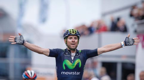 Valverde revienta a sus rivales en el sprint y gana su tercera Lieja-Bastoña-Lieja