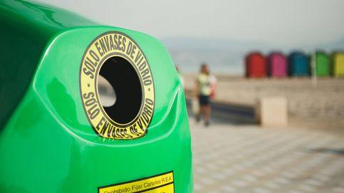 Ecovidrio se compromete a reciclar el 80% de los residuos