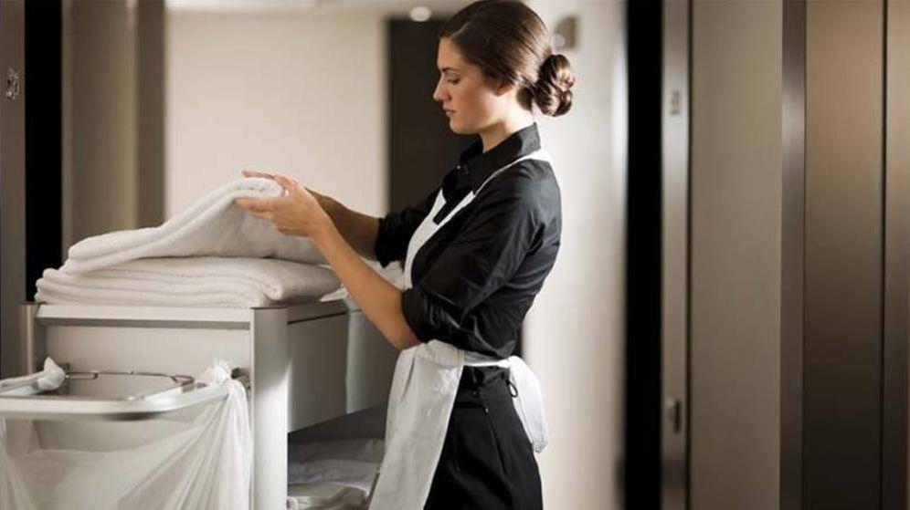Foto: Las camareras de pisos subcontratadas cobran hasta un 40% menos
