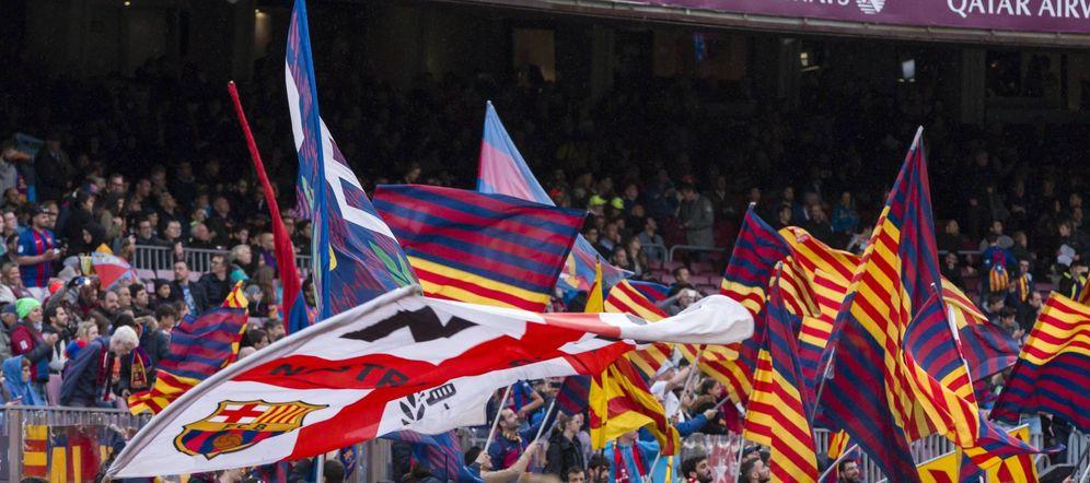 Foto: El barcelonismo, más el FC Barcelona, espera para que el Real Madrid no gane la Champions League. (FOTO: Cordon Press)