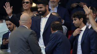 ¿Qué delantero del Atlético se irá en enero por la llegada de Costa?