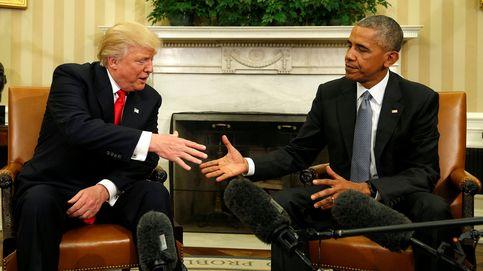 Directo: Trump asegura estar impaciente por trabajar con Obama