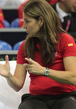 Las tenistas españolas rompen relaciones con José Luis Escañuela