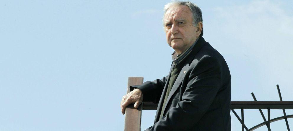 Foto: El autor valenciano Rafael Chirbes, premio Nacional de Narrativa por 'En la orilla'. (EFE)