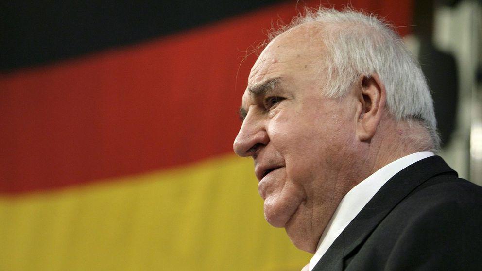 Muere Helmut Kohl, el gigante político que reunificó Alemania y trajo el euro