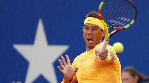 Nadal arrasa a Tsitsipas para ganar su undécimo torneo del Conde de Godó