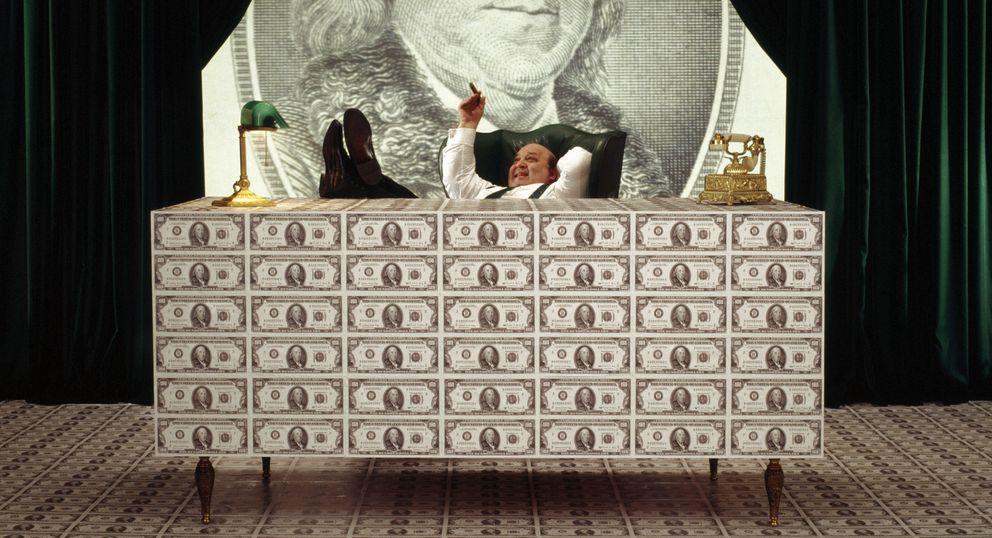 Foto: Oxfam denuncia que una pequeña élite en todo el mundo tiene más dinero de lo que podrían gastar en varias vidas. (Corbis)