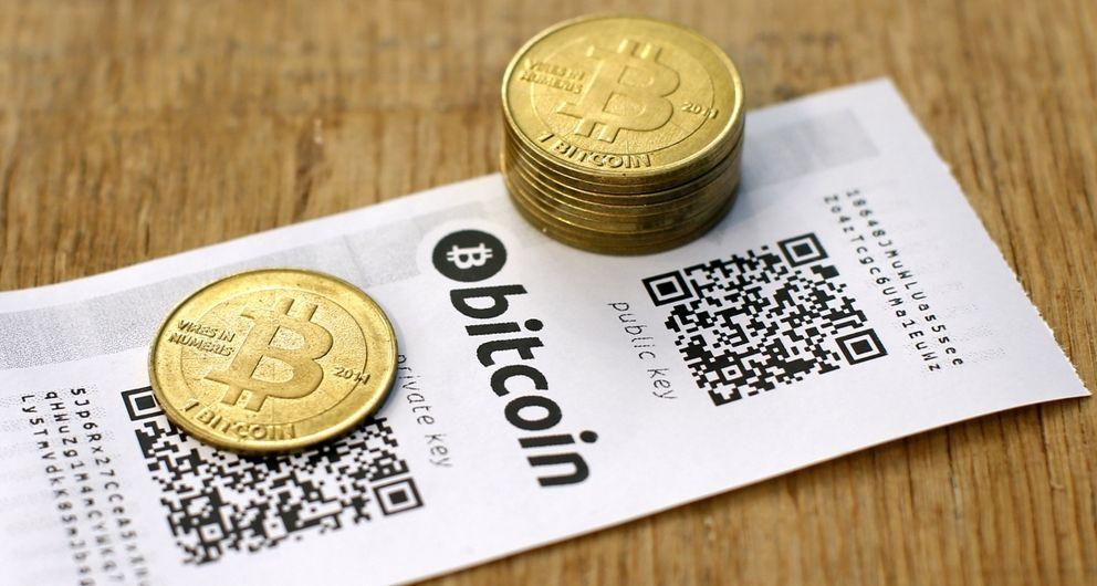 Foto: Hacienda reconoce por primera vez el valor económico del 'bitcoin'