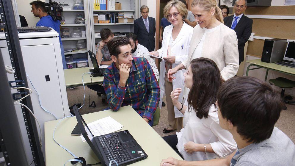 La élite de los institutos madrileños: 858 alumnos elegidos para la 'excelencia'