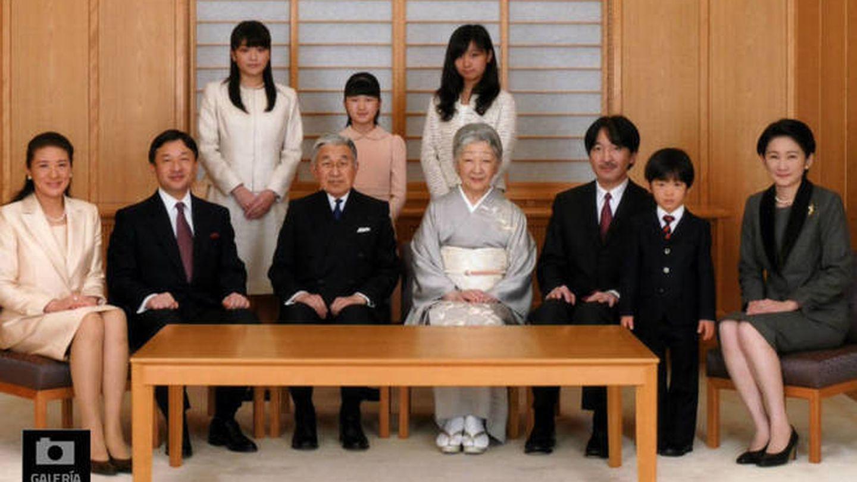 Descubre quién es quién en la familia imperial de Japón (Galería)