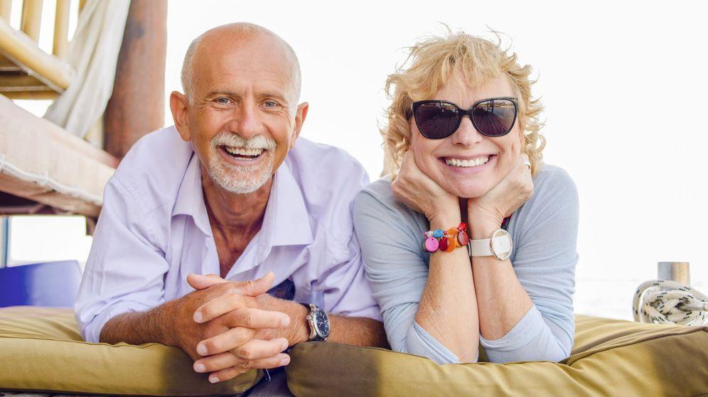 Foto: La felicidad es un estado, no un objetivo. (iStock)