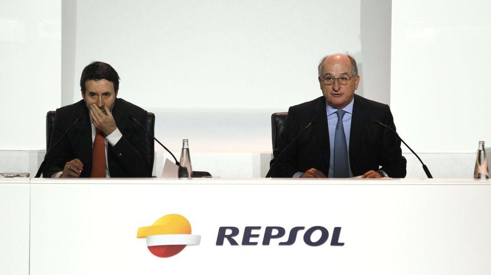 Foto: Última junta general de accionistas. (Efe)