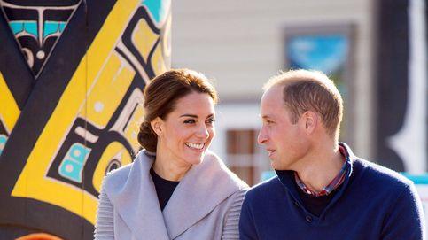 Destino Canadá: así es el primer viaje largo en familia de Guillermo y Kate