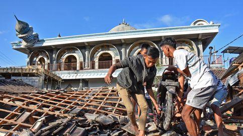Miles de turistas intentan salir de Lombok