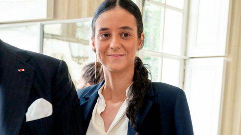 Victoria Federica cambia su maquillaje para crear un look más adulto
