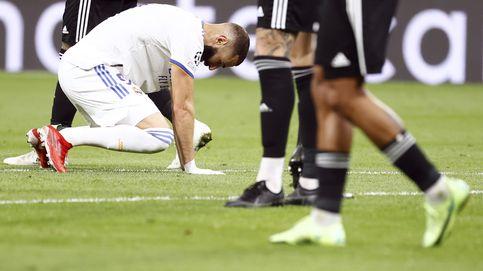 Vergonzosa derrota del Real Madrid: el Sheriff castiga el caos en la Champions (1-2)