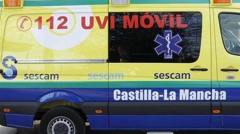 Muere una persona y otra resulta herida tras chocar un camión y una furgoneta en La Roda (Albacete)