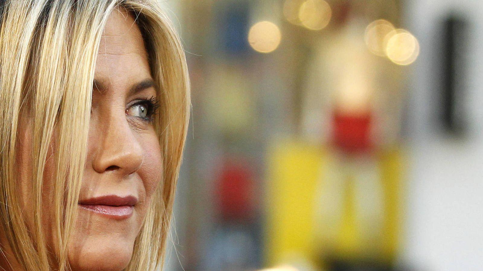 Foto: Jennifer Aniston en una imagen de archivo. (Gtres)