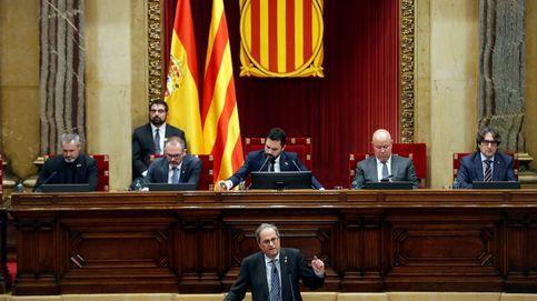 El Parlament rechaza los presupuestos presentados para la cámara catalana