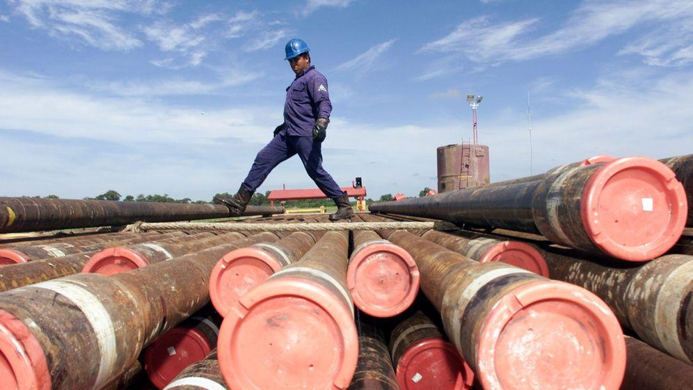 Foto: Planta petrolera en México (Reuters)