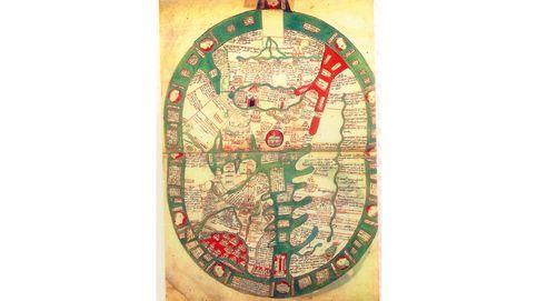 La historia del mundo a través de los mapas: desde los grabados hasta los plegables