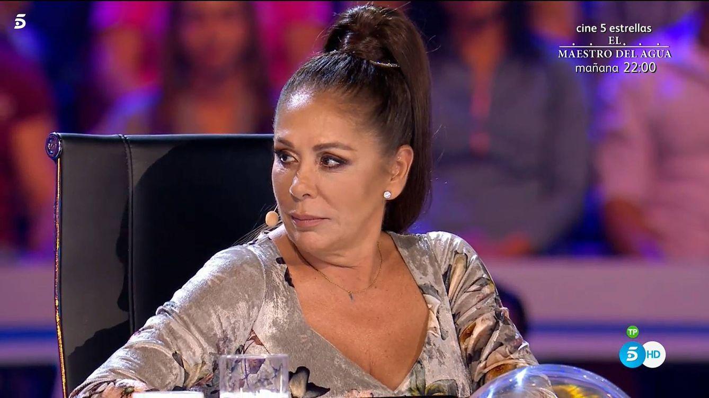 Edurne y Carlos Jean aprietan a Isabel Pantoja en 'Idol Kids': No te aferres al verde