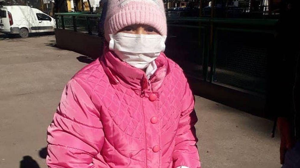 Foto: Delfina ha derrotado a la terrible enfermedad que padecía (Foto: Facebook 'Todos con Delfi')