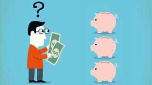 Ahorrar no es lo mismo que invertir