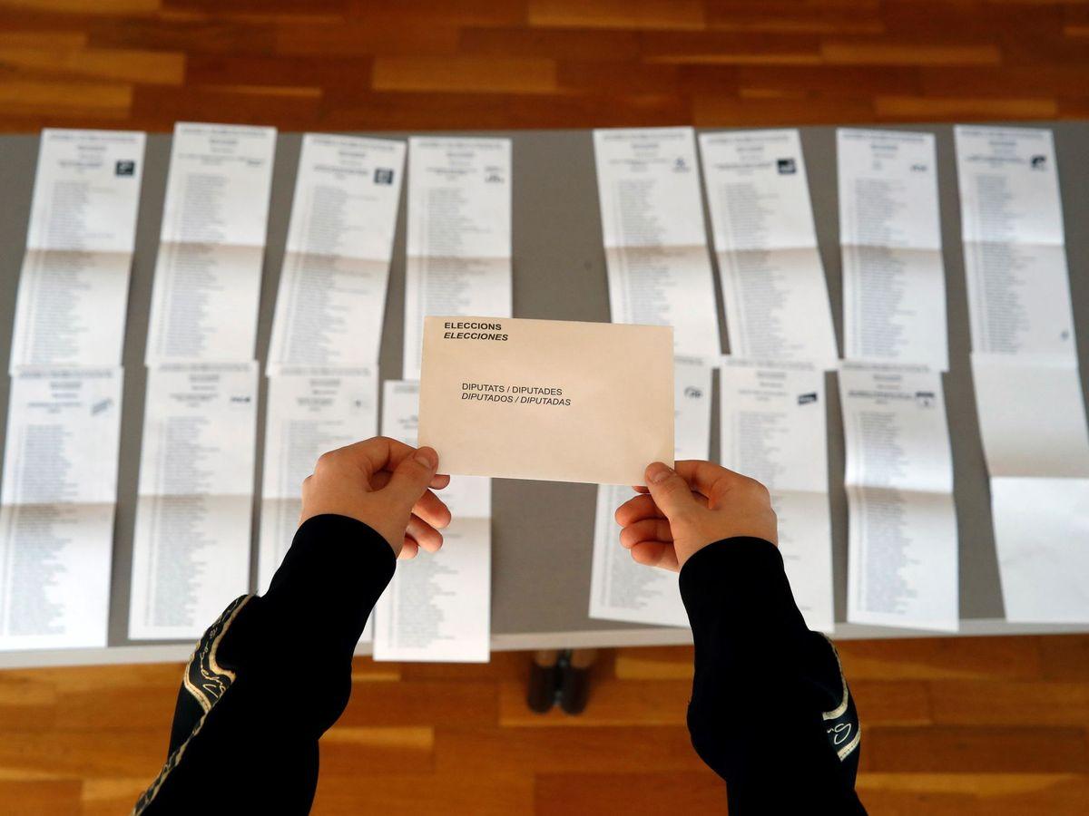 Foto: Este viernes finaliza la campaña electoral de las elecciones del 14-f