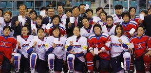 Post de El hockey es la última excusa de paz en Corea que nadie termina de ver clara
