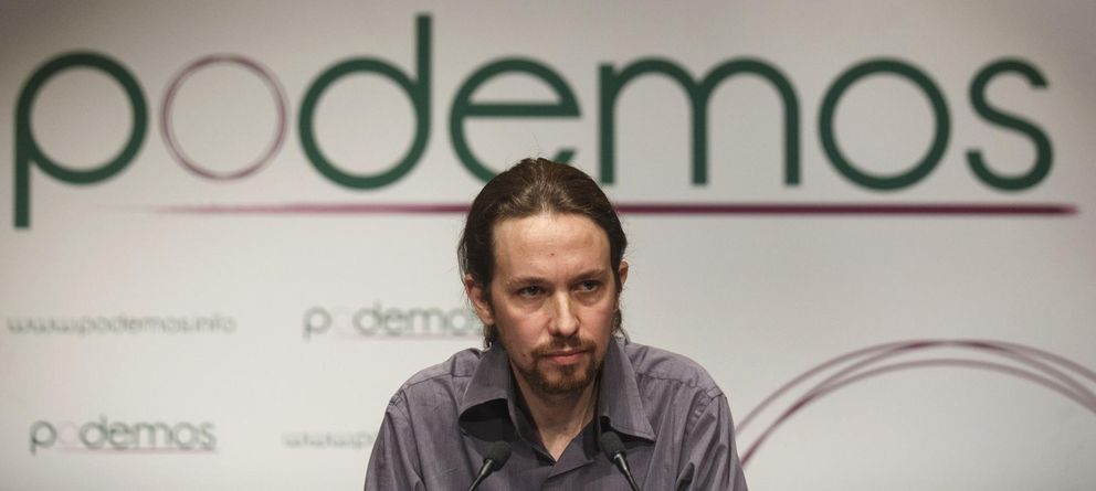 Foto: El mensaje de Podemos
