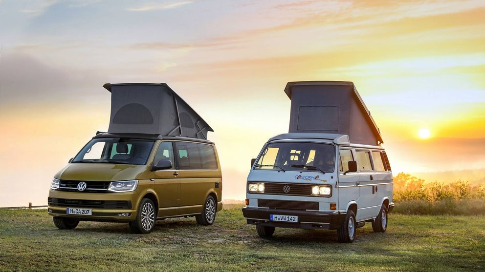 La lujosa edición limitada de la Volkswagen California, el mayor mito en furgonetas
