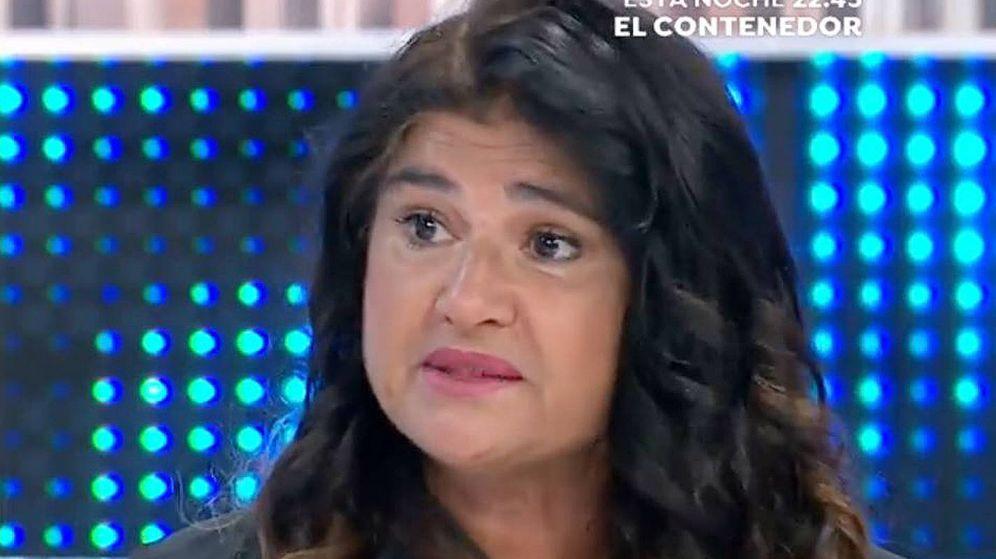 Foto: Lucía Etxebarria. (Atresmedia Televisión)