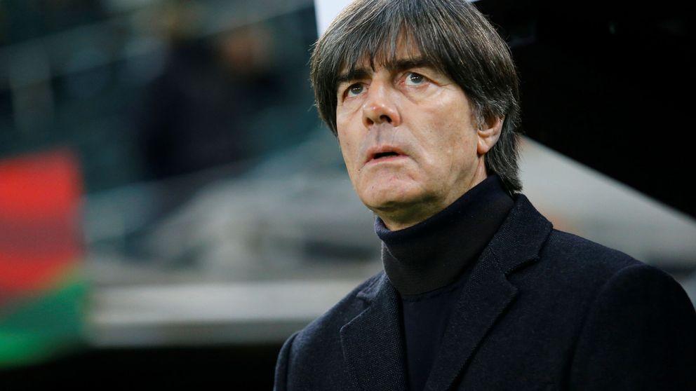 Joachim Löw o cuando la fiabilidad alemana choca tres veces contra el muro español