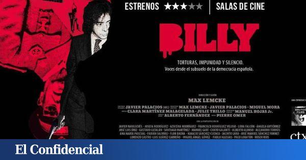 Billy : el policía franquista que disfrutaba torturando y murió condecorado