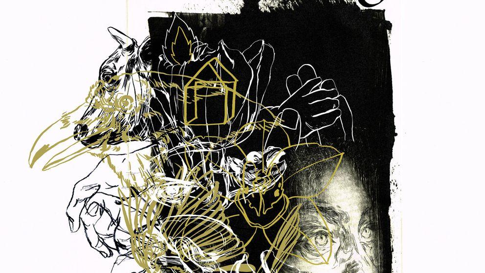 Feria del Libro: el cartel de Paula Bonet que reivindica a las mujer en la literatura