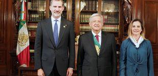 Post de Felipe VI, con la primera dama mexicana: lo que tiene en común (y lo que no) con la Reina