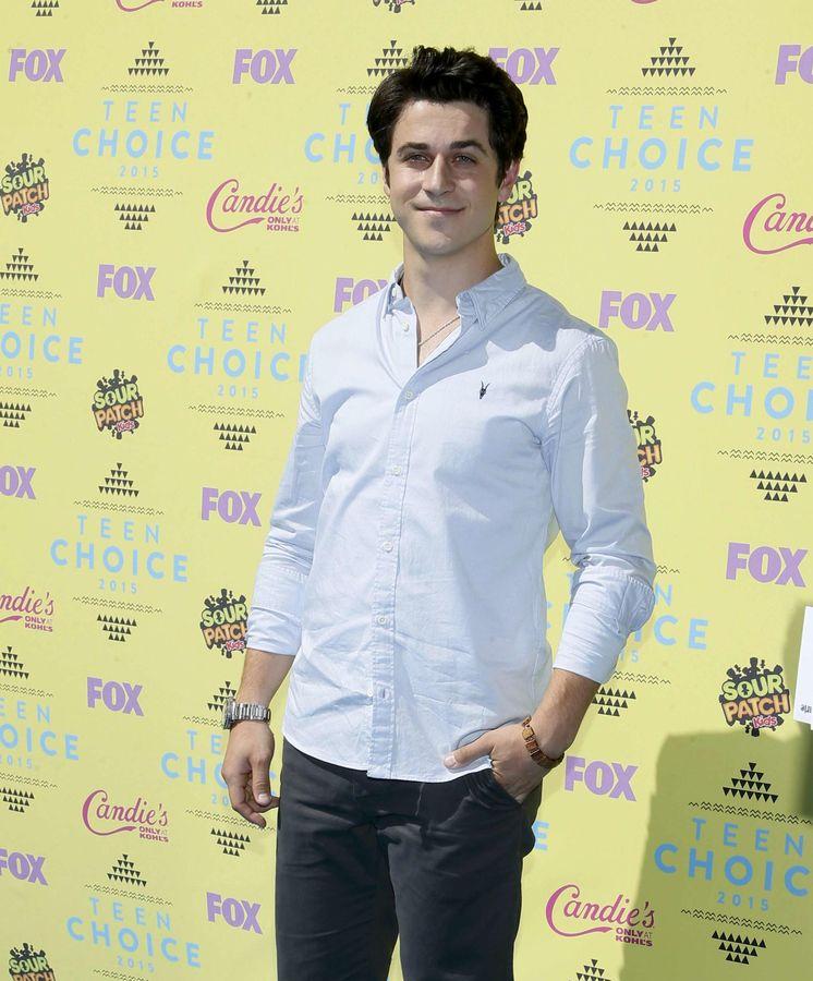 Foto: El actor David Henrie durante los 'Teen Choice Awards' (Reuters)