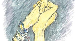 Esa mano que cada vez necesito un poquito más cerca