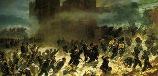 Post de Italia, 1870: la brecha de Porta Pía y el prisionero del Vaticano