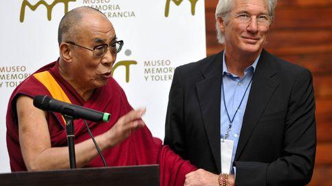 Richard Gere sigue buscando centro budista en Madrid de mano de un empresario judío