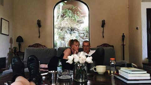 La tierna imagen de Melanie y Antonio  juntos tras su divorcio