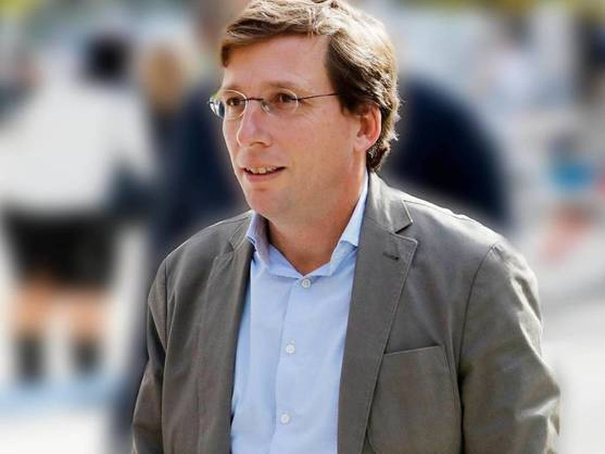Foto: José Luis Martínez-Almeida, en una foto de archivo. (EFE)