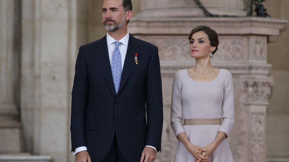 Felipe y Letizia, más interesantes y sexis  que los duques de Cambridge