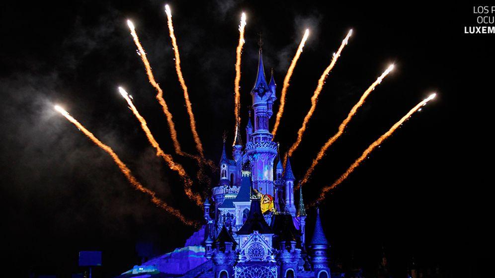 Foto: Celebraciones del 20º aniversario de Disneyland Resort en Marne-la-Vallée, en las afueras de París el 31 de marzo de 2012. REUTERS / Benoit Tessier