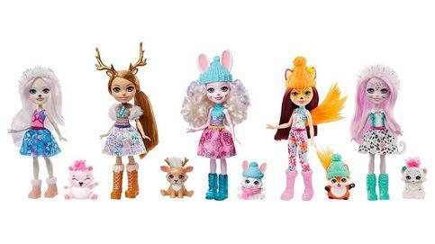 Muñecas Enchantimals, los juguetes de moda de Mattel
