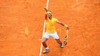 El día que Sharapova le pidió a Nadal jugar unas bolas, no una cita